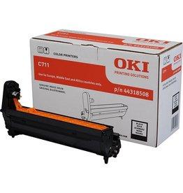 OKI Drum OKI c711 black 20k