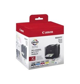 Canon Multipack Canon PGI2500XL Black+Color 70,9ml/3x19,3ml