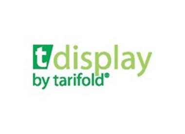 Tarifold Display