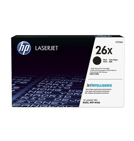 HP HP 26X (CF226X) toner black 9000 pages (original)