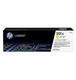 HP HP 201X (CF402X) toner yellow 2300 pages (original)
