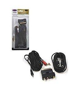 Belkin AudioBelkin PC/TV connection kit (5m)