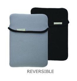 "Kensington Kensington Laptop: SP2 Reversible Netbook Sleeve 11 ""/ 28cm - noir, gris"