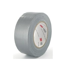 3M 3M duct tape 1900, ft 50 mm x 50 m, zilver