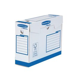 Bankers Box Bankers Box Basic archiefdoos Heavy Duty ft A4+, 10cm [20st]