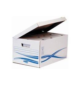 Bankers Box Bankers Box basic 6 transfer archiefdozen A4 met een rug 8cm