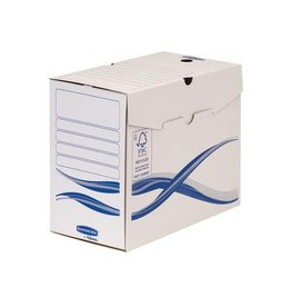 Bankers Box Bankers Box Basic, transfer archiefdoos, ft A4+, 15cm [25st]