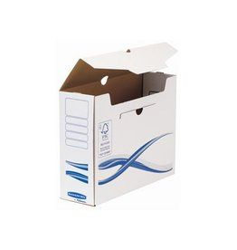 Bankers Box Bankers Box Basic, transfer archiefdoos, ft A4+, 10cm [25st]