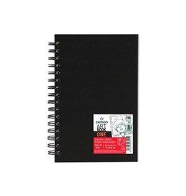 Canson Canson schetsblok 'Art book One' 80 vellen 14 x 216 cm [6st]