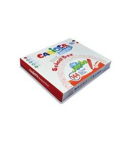 Carioca Carioca viltstiften Jumbo, doos met 144 stiften (classpack)