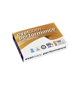 Clairefontaine Clairefontaine Evercopy kop.papier Performance A4 80g 500vel