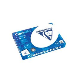 Clairefontaine Clairefontaine Clairalfa presentatiepapier A3,90g pak 500vel