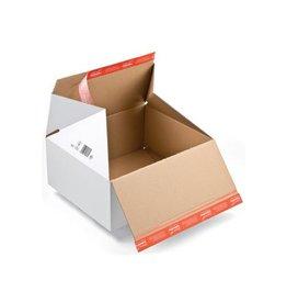 Colompac Colompac verzenddoos CP155 30,6x18,6x12,7cm bruin [10st]
