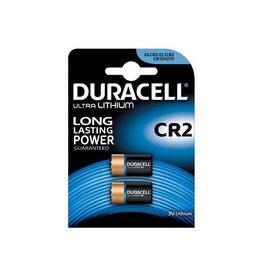 Duracell Duracell Ultra Lithium CR2, blister van 2 stuks