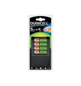 Duracell Duracell batterijlader Hi-speed Expert Charger, 4 AA