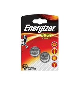 Energizer Energizer knoopcel CR2450, blister van 2 stuks