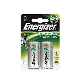 Energizer Energizer herlaadbare batterij Power Plus C, blister van 2st