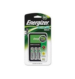 Energizer Energizer batterijlader Maxi Charger, + 4xAA batterij