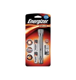 Energizer Energizer zaklamp Metal LED 2AA, + 2 AA batterijen