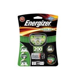 Energizer Energizer hoofdlamp Vision HD+, inclusief 3 AAA batterijen