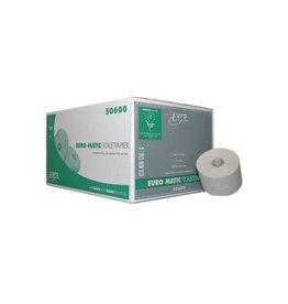 Europroducts Europroducts toiletpapier met dop, 1-l, 150m, eco, 36 rollen
