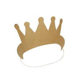 Graine Creative Graine Créative kroon met elastieken, om zelf te decoreren