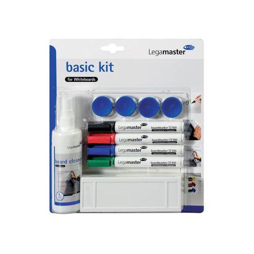 Whiteboard starterkit Lega 125100 basickit