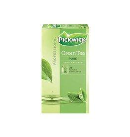 Pickwick Pickwick thee, groene thee Pure, pak van 25 stuks