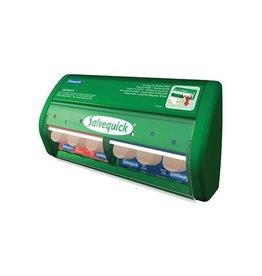 Salvequick Salvequick pleisterautomaat 45 plastic pl + 40 elastische pl
