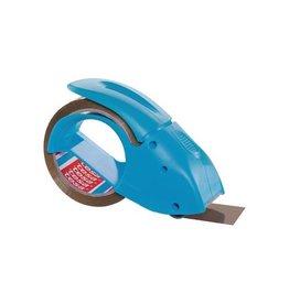 Tesa Tesa afroller voor verpakkingsplakband van max 50 mm, blauw