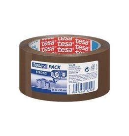 Tesa Tesa verpakkingsplakband Strong 50mmx66m, PP, bruin [6st]