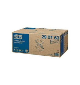 Tork Tork papieren handdoeken Advanced 2-l, 250vel, H3, wit, 15st