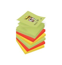 Post-it Post-it Super Sticky Z-Notes Marrakesh 76x76mm 90vel 6bl