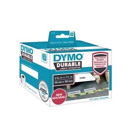 Dymo Dymo duurzame etiketten LabelWriter 59 x190mm, 170 etiketten