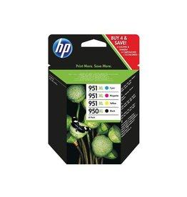 HP Multipack HP No.950XL/No.951XL B/C/M/Y