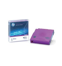 HP HP Tape LTO6 2,5TB/6,25TB ULTRIUM