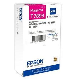 Epson Ink Epson WF5110 T7893 XXL Magenta 4K