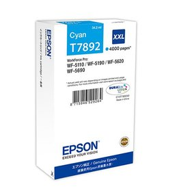 Epson Epson T7892 (C13T789240) ink cyan 4000 pages (original)