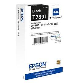 Epson Ink Epson WF5110 T7891 XXL Black 4K