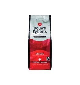 Douwe Egberts Douwe Egberts instant koffie, Classic, fairtrade, 300gr