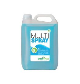 GREENSPEED by ecover Greenspeed glas- en allesreiniger Multi Spray citrusgeur 5l