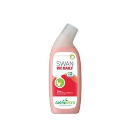 GREENSPEED by ecover Greenspeed toiletreiniger Swan WC Daily dennenfris 750ml