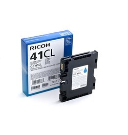 Ricoh Ricoh GC-41CL (405766) ink cyan 600 pages (original)