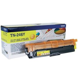 Brother Toner Brother HL3142CW Yellow 2,2K