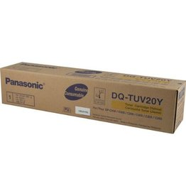 Panasonic Toner Panasonic DPC405 Yellow 20K