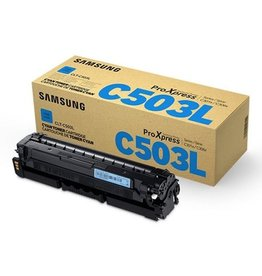 Samsung Toner Samsung CLTC503L Cyan 5K