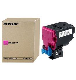 Develop Develop TNP-22M (A0X53D2) toner magenta 6000p (original)