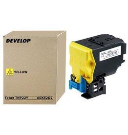 Develop Toner Develop INEO+35 Yellow 6K