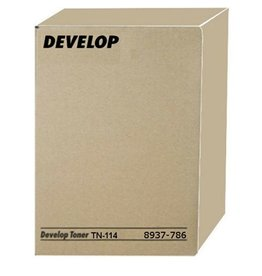 Develop Develop TN-114 (8937786) toner black 2x11000p (original)
