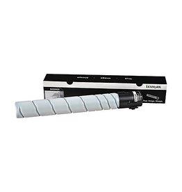 Lexmark Toner Lexmark MX910 Black 32,5K